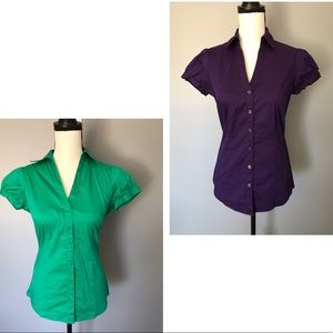 The Limited Set Of 2 blouses size S